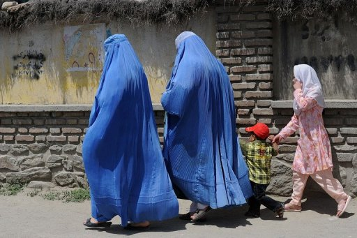 Womens oppression in afghanistan